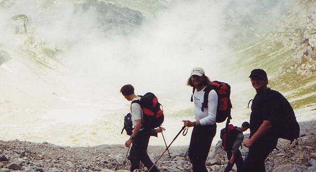 Erlebnispädagogik: In der Gruppe die Natur erleben.